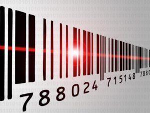 Etykiety kodów kreskowych