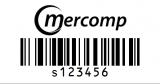 Etykieta Mercomp I
